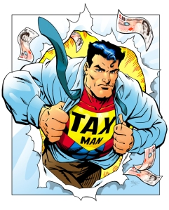 omul taxelor
